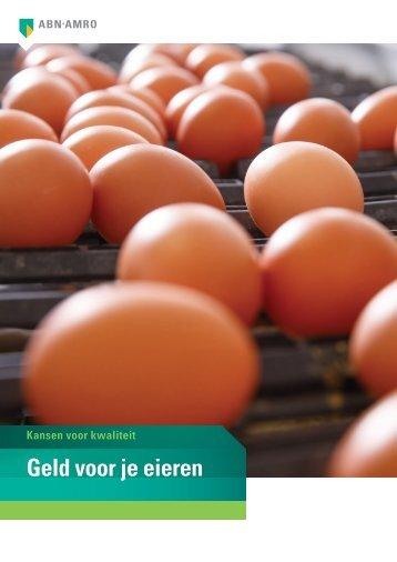 Geld voor je eieren