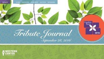 Tribute Journal