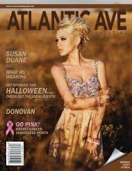 Atlantic Ave Magazine October 2016 Issue