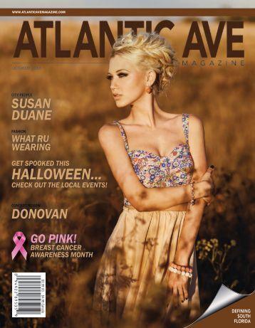 Atlantic Ave Magazine Octiber 2016 Issue