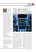 INSIGHT THE LEVERS OF VALUE - Page 3