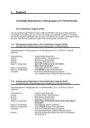 1. Englisch - WebAR.ch