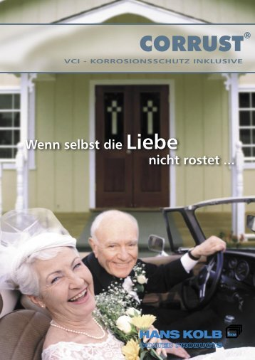 CORRUST® - Hans Kolb Wellpappe GmbH & Co