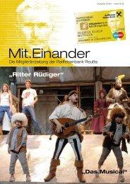 Mitgliederzeitung 2008 zum Download - Raiffeisen
