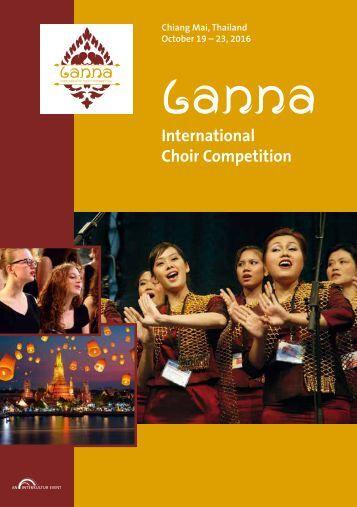 Chiang Mai 2016 - Program Book