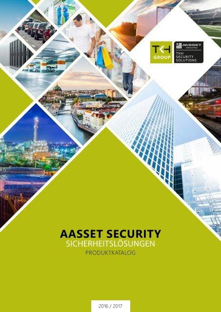 AASSET Katalog 2016/2017