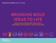 BRINGING BOLD IDEAS TO LIFE
