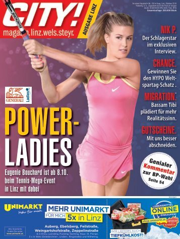 City-Magazin 2016-10 Linz