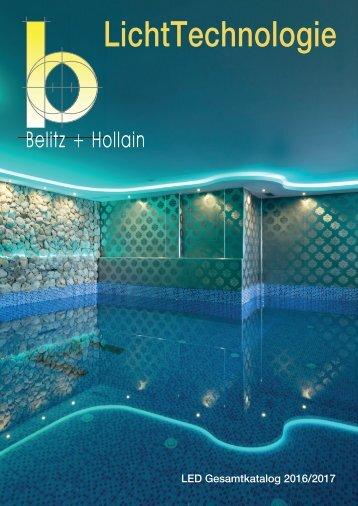 Belitz & Hollain LichtTechnologie Produktkatalog