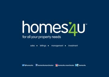 homes4u company brochure