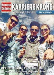 Karriere Krone Steiermark 2016-09-23