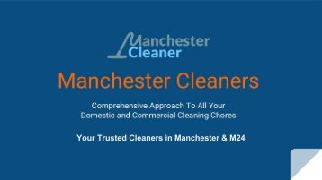 Efficient End of Tenancy Cleaning in M24