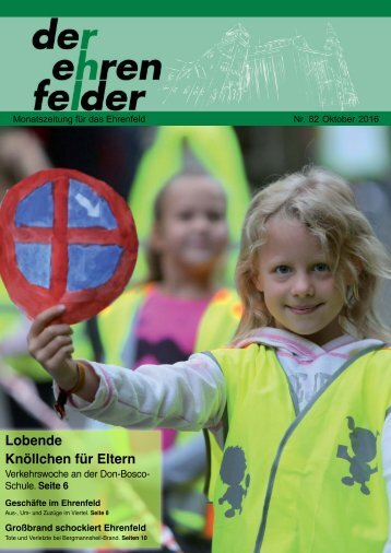 Der Ehrenfelder 82 – Oktober 2016