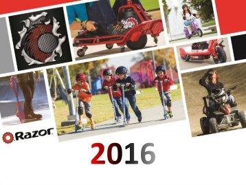 RAZOR Presentation 2016