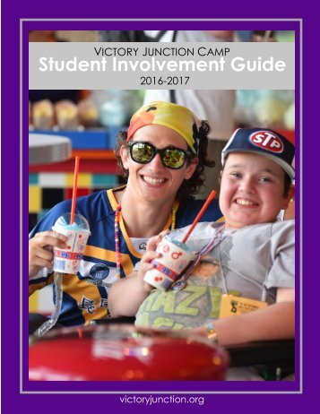 16-17 Student Involvement Guide