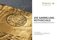 Degussa-Goldhandel-Sammlung-Rothschild-Katalog