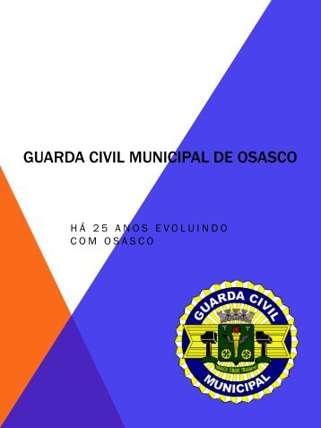 GUARDA CIVIL MUNICIPAL DE OSASCO
