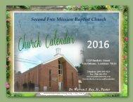 Second Free Misson Calendar 2016 New Original (1)