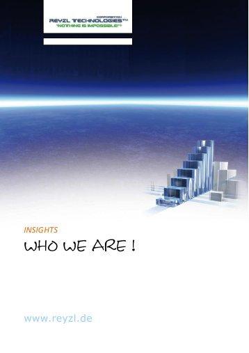 Image Reyzl Technologies(tm) - Who we are (DE)