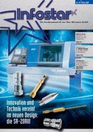 Innovation und Technik vereint im neuen Design ... - starmicronics.de
