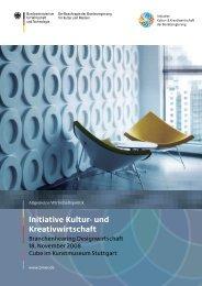 PDF: 2,6 MB - Initiative Kultur- und Kreativwirtschaft