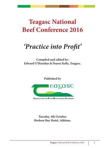 'Practice into Profit'