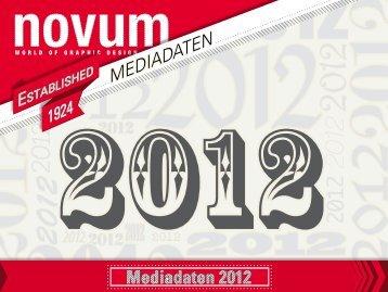 MEDIADATEN - Novum