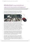 SUSTAINABLE SOURCING OF FEEDSTOCKS FOR BIOPLASTICS - Page 3