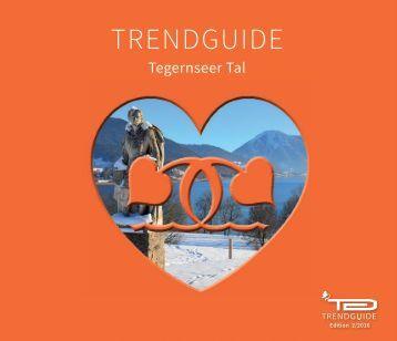 Trendguide Tegernsee 2-2016