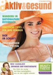 Ausgabe August / September 2016