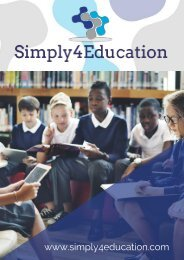 Simply4Education Information