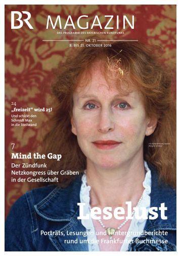 BR-Magazin 21/2016