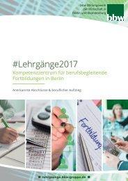 #Lehrgänge2017