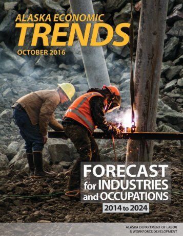 OCCUPATIONAL FORECAST