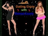 Lovely Dating Escorts in Chennai with Hot Nandita Rao