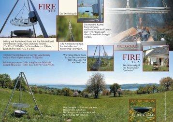 FIRE FIRE - Komm-ins-web