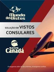 SOS Canadá & Mundo dos Vistos