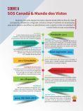 SOS Canadá & Mundo dos Vistos - Page 2