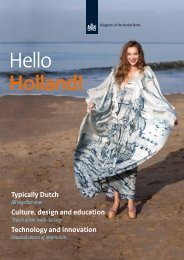 Hello Holland!