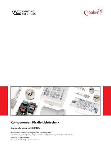 Komponenten für Lichttechnik
