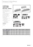 Komponenten für Lichttechnik - Page 7