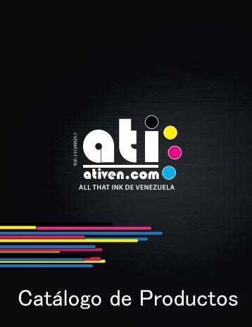 Catalogo de productos ATI