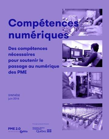 Compétences numériques