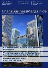 FinanzBusinessMagazin 03-2016