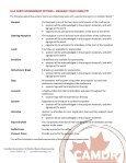 VENDOR PROSPECTUS - Page 5