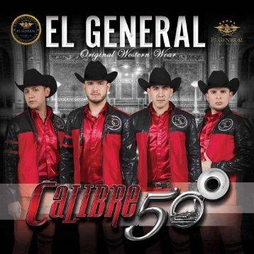 Catalogo El General Otoño-Invierno 2016-2017