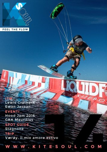 Kitesoul Magazine #14 Edizione Italiana