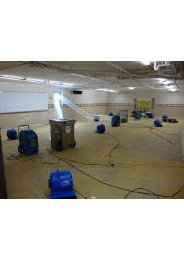 Water Damage Restoration Fort Lauderdale