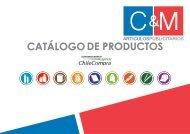 CATALOGO INVERSIONES C&M LIMITADA