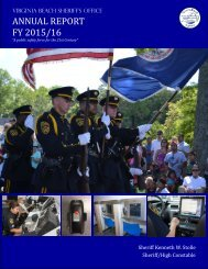 ANNUAL REPORT FY 2015/16